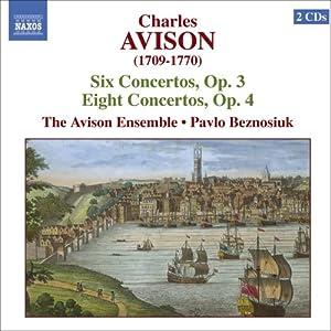 Konzerte Op. 3+4
