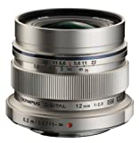 Olympus M. Zuiko Digital ED 12mm f/2.0 Lens for Micro Four Thirds Camera