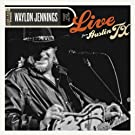 WAYLON JENNINGS-LIVE FROM AUSTIN TX (CD+DVD)