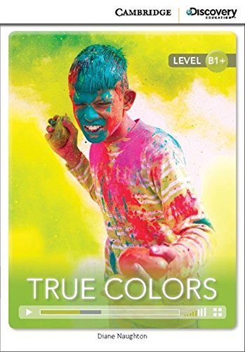 True Colors Intermediate Book with Online Access (Cambridge Discovery Interactiv)