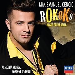 Rokoko - Hasse Opera Arias [+digital booklet]