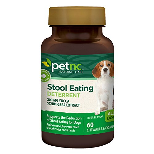 Petnc Natural Care Stool Eating Deterrent Chewables For