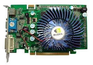 nVIDIA GeForce 8600GT 8600 GT 512MB DDR2 540MHZ 128-bit PCI-E 16X Video Card DVI / HDTV /TV Out / CRT /VGA/s-video Support SLI
