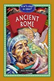 img - for In Ancient Rome (How'd They Do That?) (How'd They Do That? Lifestyle, Culture, Holidays) book / textbook / text book
