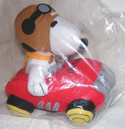 peanuts-metlife-plush-8-snoopy-in-race-car-very-cute-by-peanuts