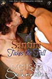 img - for A Santini Takes the Fall (The Santinis Book 9) book / textbook / text book