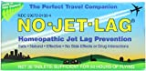 Lewis N. Clark No-Jet-Lag Homeopathic Flight Fatigue Remedy, 32 Tablets