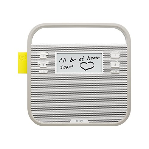 Triby - Connected speaker for the kitchen, grey