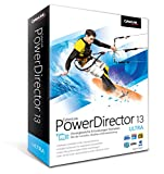 Software - CyberLink PowerDirector 13 Ultra