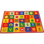 Alphabet Children Carpets Kids Bedroo...