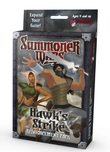SW Hawks Strike - 1