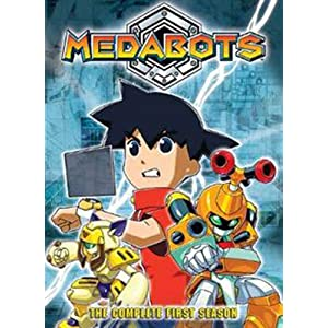 Medabots: The Complete First Season movie