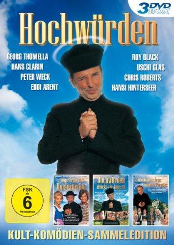 Hochwürden (Kult-Komödien Sammeldition auf 3 DVDs)