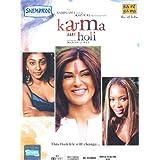 Karma Aur Holi (Dvd) ~ Sushmita Sen