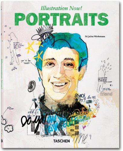 Illustration Now! Portraits