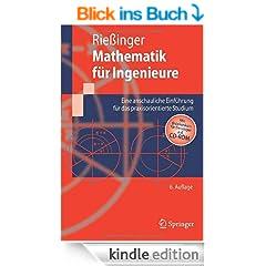 Mathematik f�r Ingenieure (Springer-Lehrbuch)