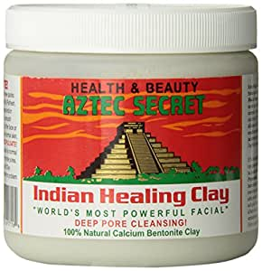 Aztec Secret Indian Healing Clay Deep Pore Cleansing, 1 Pound