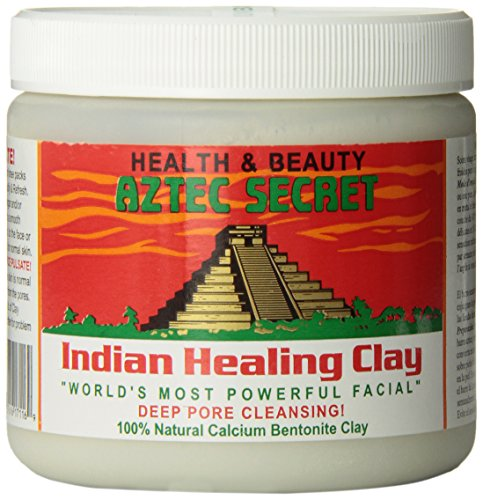 Aztec Secret Indian Healing Clay Deep Pore Cleansing,