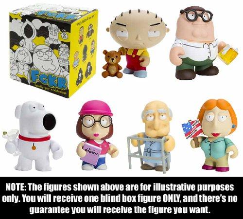 Family Guy X Kidrobot ~3