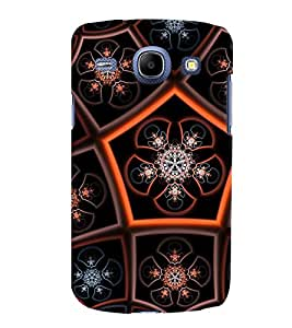 GADGET LOOKS PRINTED BACK COVER FOR SAMSUNG GALAXY CORE MULTICOLOUR