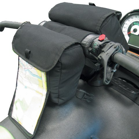 Kg Ultra Handlebar Bag W/map Holder