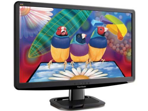 ViewSonic VX2336S-LED 23 inch 1080p Full HD LED Display with Ultra-wide Viewing Angle