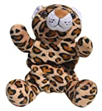 Endangered Species by Sud Smart Follow Me 2 in 1 Backpack Safety Harness, Leopard