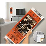 Super Bowl XLIV (44) Mega Ticket by Thats My Ticket  (Oct 13, 2011)