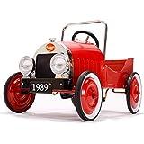 Baghera - Voiture à pédales Classic Rouge - 1938