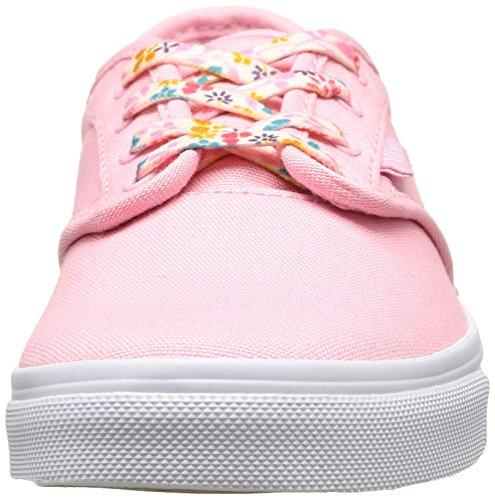 Vans - Atwood Low, Zapatillas Niñas, Rosa (Canvas/Pink Candy), 32 EU, Multicolor, 32 EU
