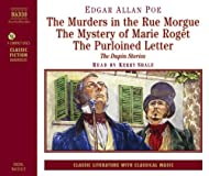 Murders in the Rue Morgue, Mystery of Marie Roget, Purloined Letter : The Dupin Stories