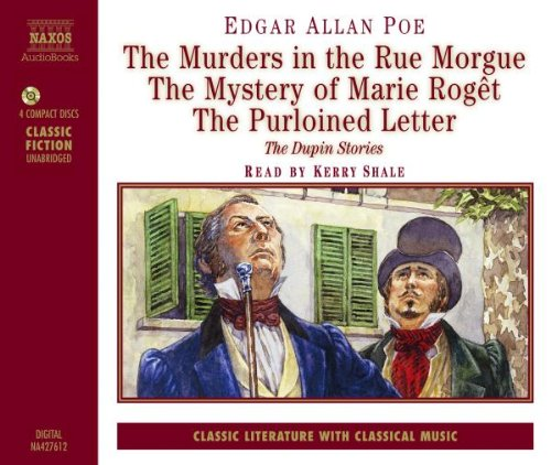 an analysis of the detective novel the mystery of marie roget by edgar allan poe Posts about the mystery of marie roget written by crime thriller fella edgar allan poe is regarded as one of the inventors of detective fiction.