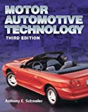 img - for Motor Automotive Technology by Anthony E. Schwaller (1998-01-13) book / textbook / text book