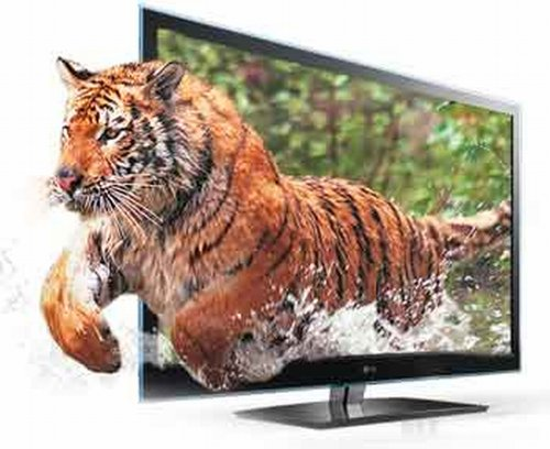 LG Infinia 55LW6500 55-Inch Cinema 3D 1080p 240 Hz LED-LCD HDTV with Smart TV and Four Pairs of 3D Glasses