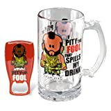 Zeon Weenicons Pity The Fool Beer Tankard Setby Zeon Ltd
