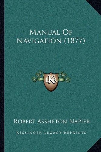 Manual of Navigation (1877)