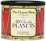 The Peanut Shop of Williamsburg Chocolate Covered Peanuts, 11.5 Ounce