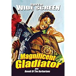 Magnificent Gladiator (Bonus Feature: Revolt of the Barbarians)