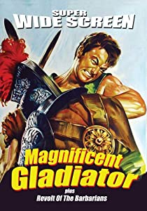 Magnificent Gladiator [DVD] [1964] [Region 1] [US Import] [NTSC]