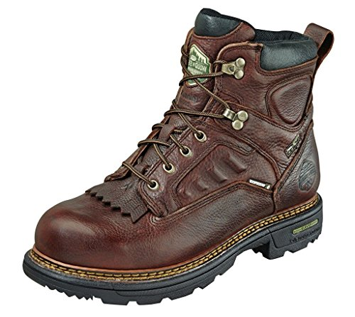 Wood N Stream Outdoor Boots Men WP Goodyear Welt 10 M Red Oak 5004 (Woods Boots compare prices)