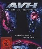 AVH: Alien vs. Hunter [Blu-ray]