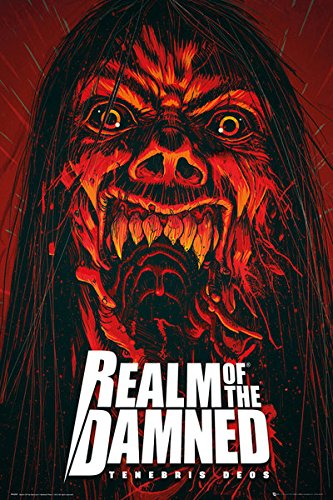 Realm of the Damned \ Scream - 61 x 91,5 cm - Poster/Poster