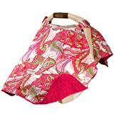 Mothers Lounge Carseat Canopy, Sprinkled