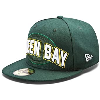 NFL Green Bay Packers Draft 5950 Cap Child by New Era