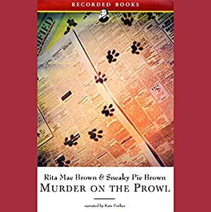 Murder on the Prowl Audiobook