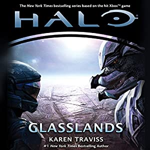 Halo: Glasslands Audiobook
