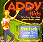 ADDY KIDS Deutsch, Klasse 3+4 (2 CDs)...