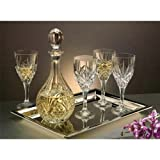 Godinger Dublin Crystal 7 Pc. Wine Set