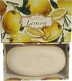 Saponificio Artigianale Fiorentino 10.5 Oz Single Soap Made In Italy Fresh Lemon