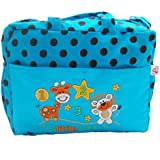 Stuff Jam Advance Baby Polka Dot Print My Little Friends Diaper Bag. - B01D5YTJPO
